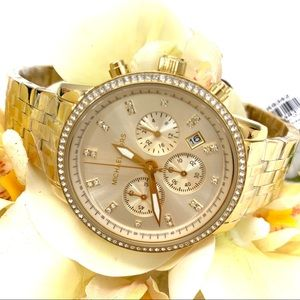 MICHAEL KORS Chronograph Watch MK6342